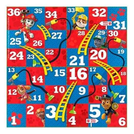 Настольная игра Paw patrol 6033160 Щенячий патруль игра канаты и лестницы