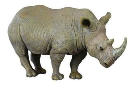 Фигурка collecta белый носорог, l (13 см) 88031b