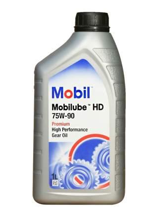 Трансмиссионное масло Mobil Mobilube HD 75w90 1л 152662