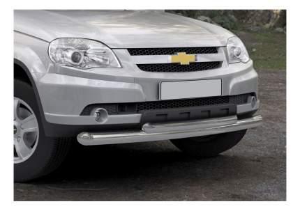 Защита переднего бампера RIVAL для Chevrolet (R.1004.002)