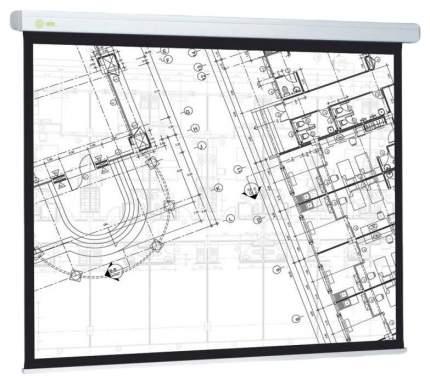 Экран для видеопроектора Cactus Wallscreen CS-PSW-104x186 Белый