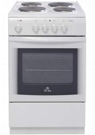Электрическая плита DeLuxe 506004.04 Э White
