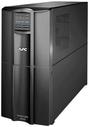 Источник бесперебойного питания APC Smart 3000VA LCD SMT3000I Black