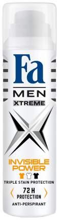 Антиперспирант Fa Men Xtreme Invisible Power 150 мл