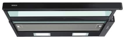 Вытяжка встраиваемая Bosch DHI646CQ Black