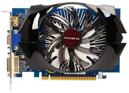 Видеокарта GIGABYTE GeForce GT 730 (GV-N730-2GI)