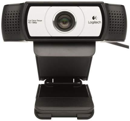 Web-камера Logitech C930e Черный