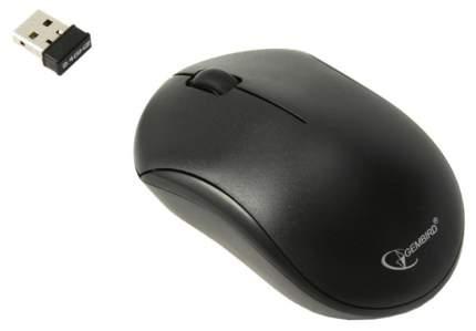 Беспроводная мышка Gembird MUSW-205 Black
