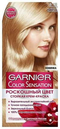 """Краска для волос Garnier Color Sensation """"Кремовый перламутр"""" тон 9.13"""