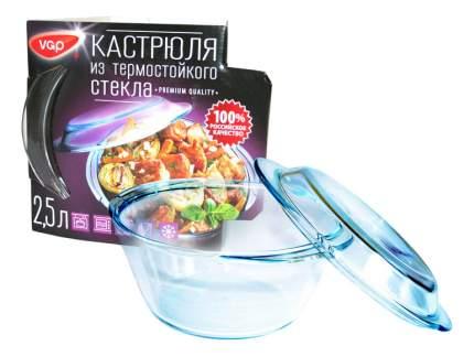 Кастрюля АО «Васильевский стекольный завод» модерн 2.5л
