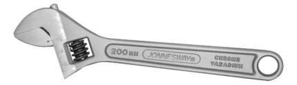 Разводной ключ JONNESWAY W27AS8
