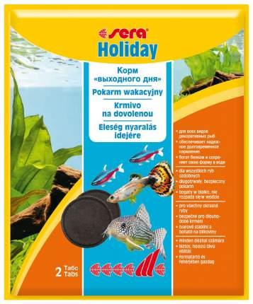 Корм для рыб Sera Holiday, таблетки, 10 г