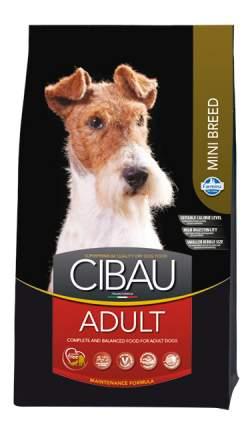 Сухой корм для собак Farmina Cibau Adult Mini, для мелких пород, курица, 0,8кг
