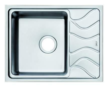 Мойка для кухни из нержавеющей стали IDDIS Reeva REE61SLi77 сталь