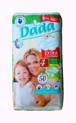 Подгузники Dada Premium 4+ (9-20 кг), 50 шт.
