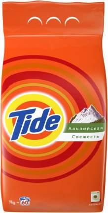 Порошок для стирки Tide альпийская свежесть автомат 9 кг