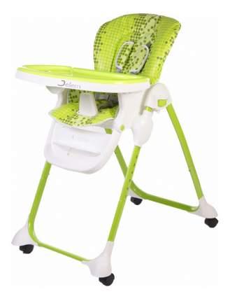 Стульчик для кормления Jetem Bon Appetit зеленый