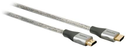 Кабель Philips HDMI - HDMI 1,5м Grey (SWV3432S)