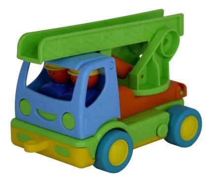 Пожарная машина Полесье Мой первый грузовик