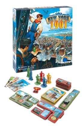 Семейная настольная игра Blue Orange Нью-Йорк 1901