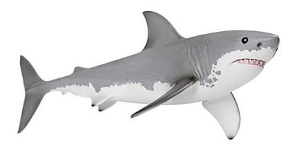 Фигурка животного Schleich Большая белая акула