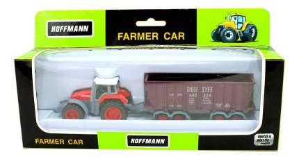 Трактор с прицепом-лесовозом HOFFMANN 47528