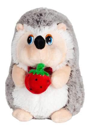 Мягкая игрушка Maxitoys Ежик с Клубничкой озвученный 19 см