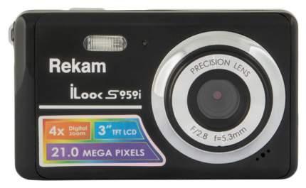 Фотоаппарат цифровой компактный Rekam iLook S959i Black