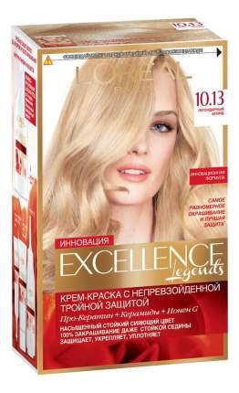 Краска для волос L`Oreal Paris Excellence Легендарный блонд тон 10.13