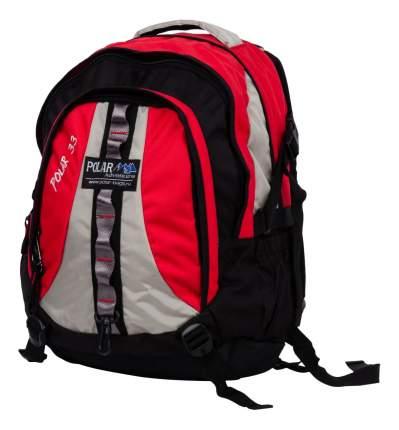 Рюкзак Polar П1640-08 красный 27 л