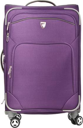Чемодан Polar Р4102 фиолетовый S
