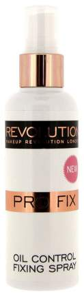 Фиксатор макияжа Makeup Revolution Pro Fix Oil Control Makeup Fixing Spray 100 мл