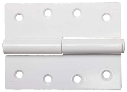 """Петля дверная Stayer """"MASTER"""" разъемная, цвет белый, правая, 100мм"""