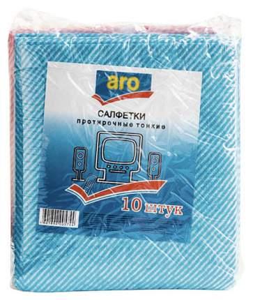 Салфетка для уборки Aro Протирочная 10 шт