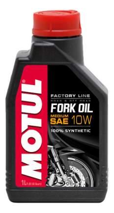 Гидравлическое масло MOTUL 10w 1л 105925