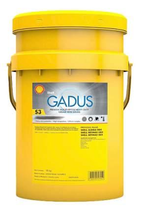 Специальная смазка для автомобиля Shell Gadus S3 V460 2 18 кг