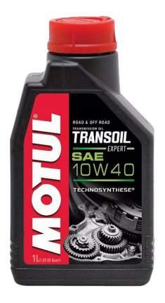 Трансмиссионное масло MOTUL Transoil Expert 10w40 1л 105895