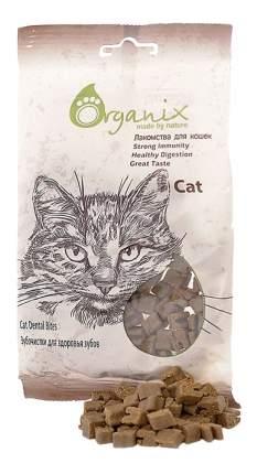 Organix Лакомство Зубочистки для здоровья зубов, для кошек, 75г