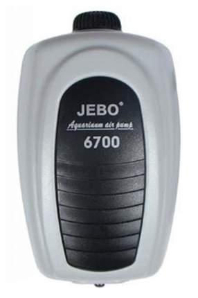 Аквариумный компрессор JEBO 6700-JB 73707005