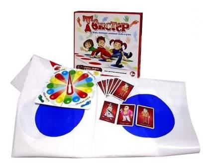 Спортивная настольная игра Татой Твистер + карты Мафия