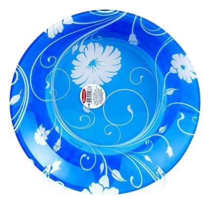 Тарелка Pasabahce Serenade blue 22 см