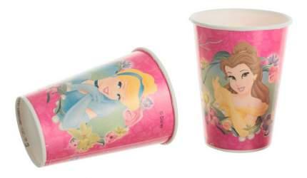 Одноразовые стаканы Принцессы Дисней Красивые Принцессы Procos S.A. 200 мл 8 штук