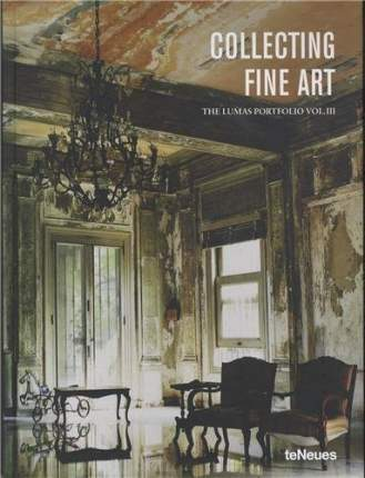 Книга The Lumas Portfolio Vol,III, Collecting Fine Art