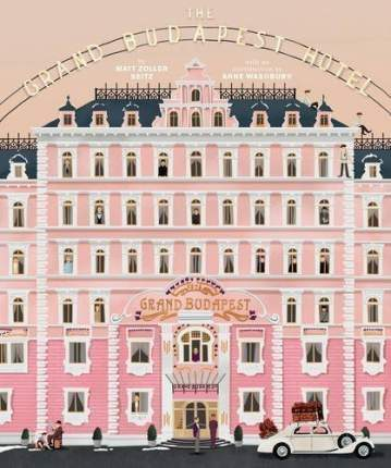 Книга The Wes Anderson Collection, The Grand Budapest Hotel