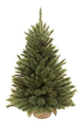 Ель искусственная Triumph Tree лесная красавица в мешочке зеленая 90 см