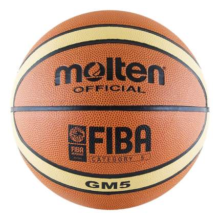 Баскетбольный мяч Molten BGM5 Размер 5