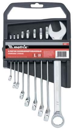 Набор комбинированных ключей MATRIX 15424