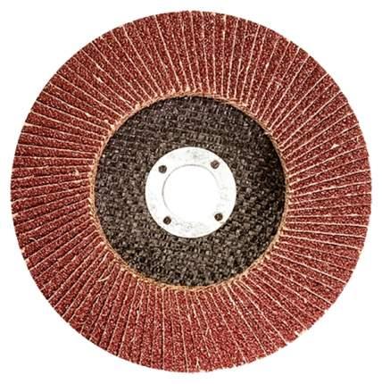 Круг лепестковый шлифовальный для шлифовальных машин MATRIX 74044