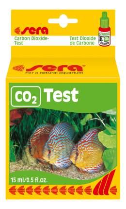 Тест для воды Sera СО2-Test (углекислый газ), 15 мл