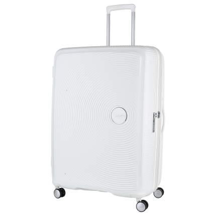 Чемодан American Tourister Curio AO8-05003 белый XL